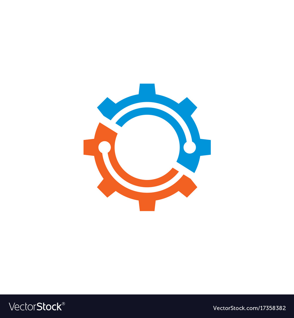 Gear color logo