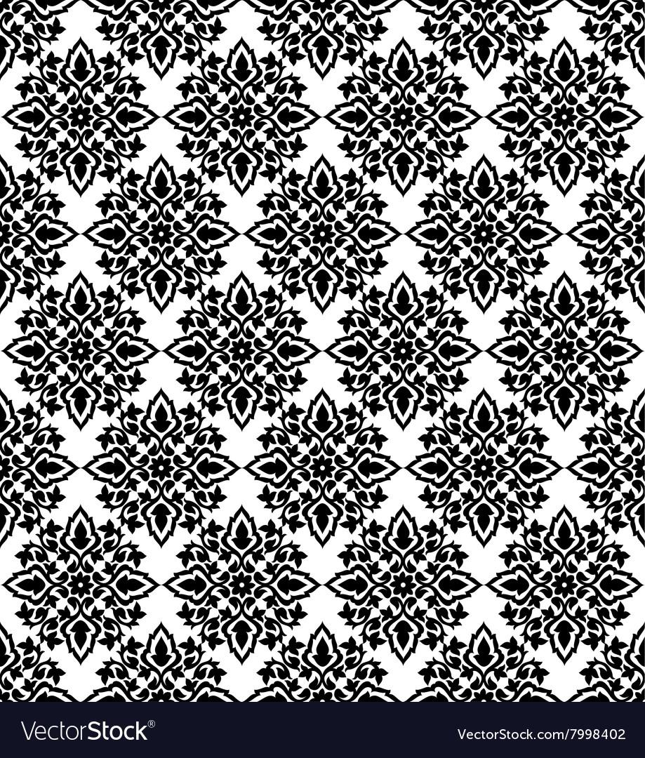 Antique ottoman turkish pattern design fifty three