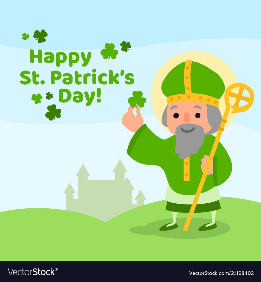 Happy st patricks day background