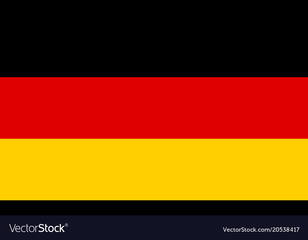 Flag of germany national symbol of the state