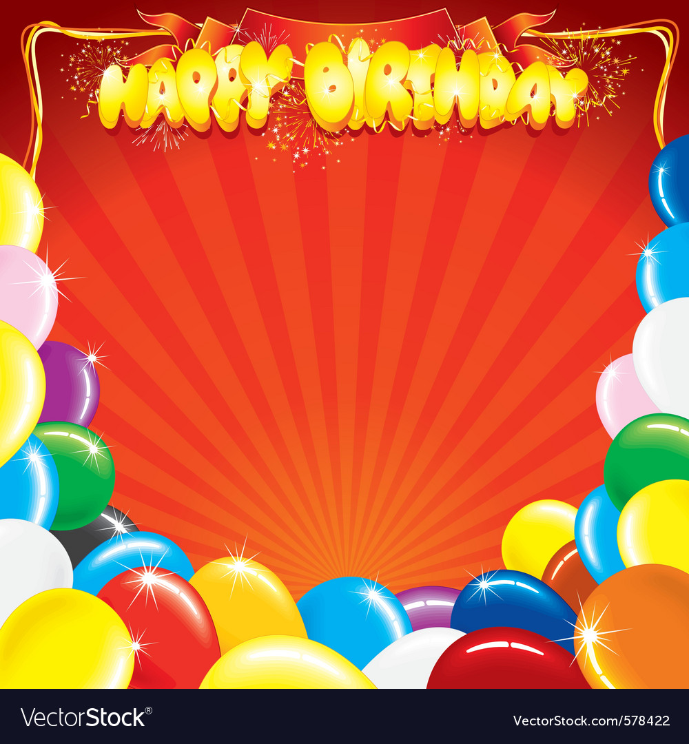 Birthday Cake Background Wallpaper