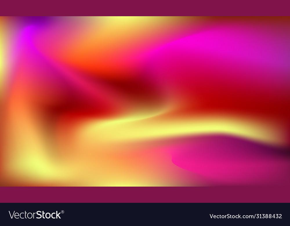 Colorful liquid gradient background