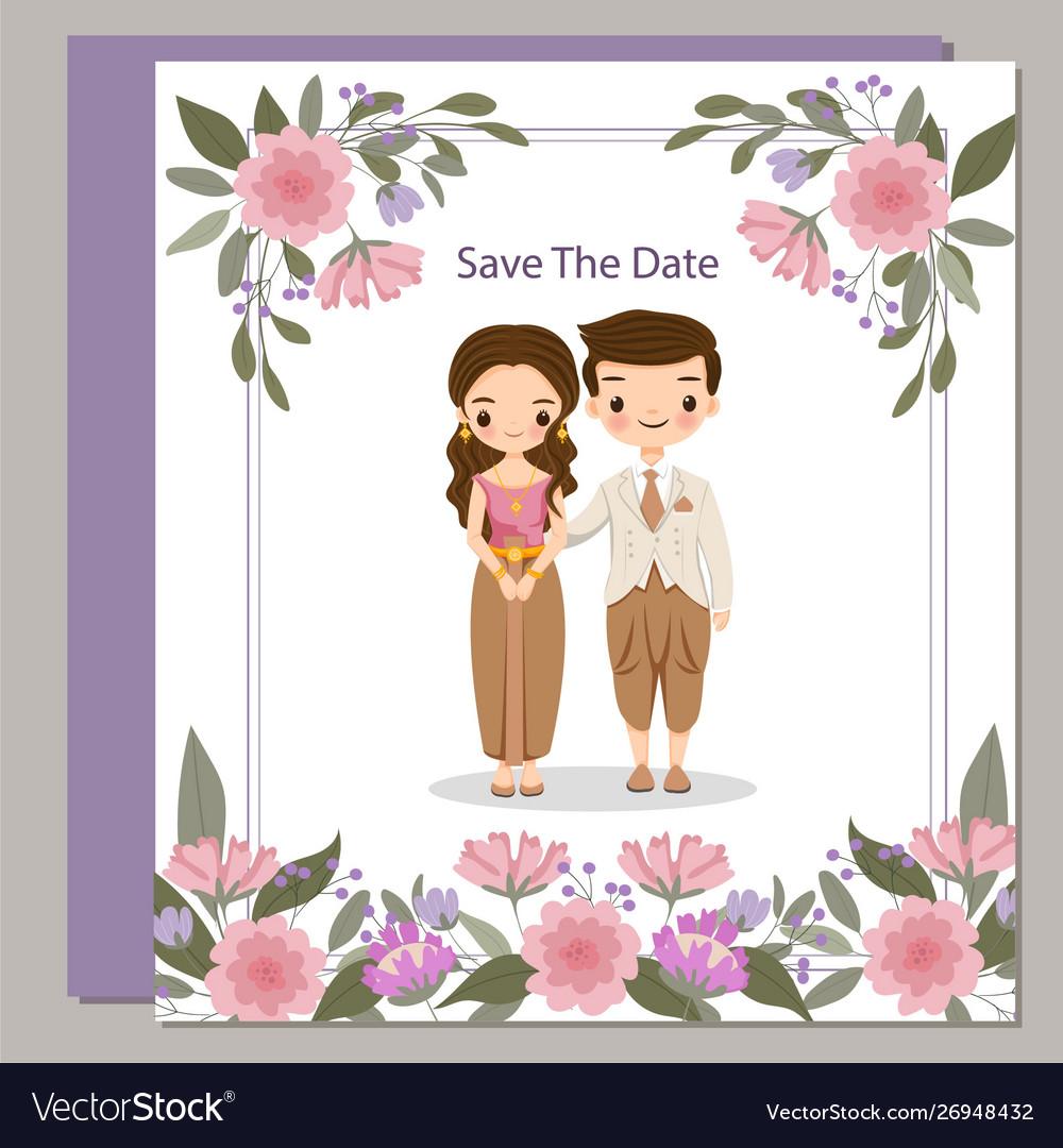 https://cdn3.vectorstock.com/i/1000x1000/84/32/cute-thai-bride-and-groom-in-traditional-dress-on-vector-26948432.jpg