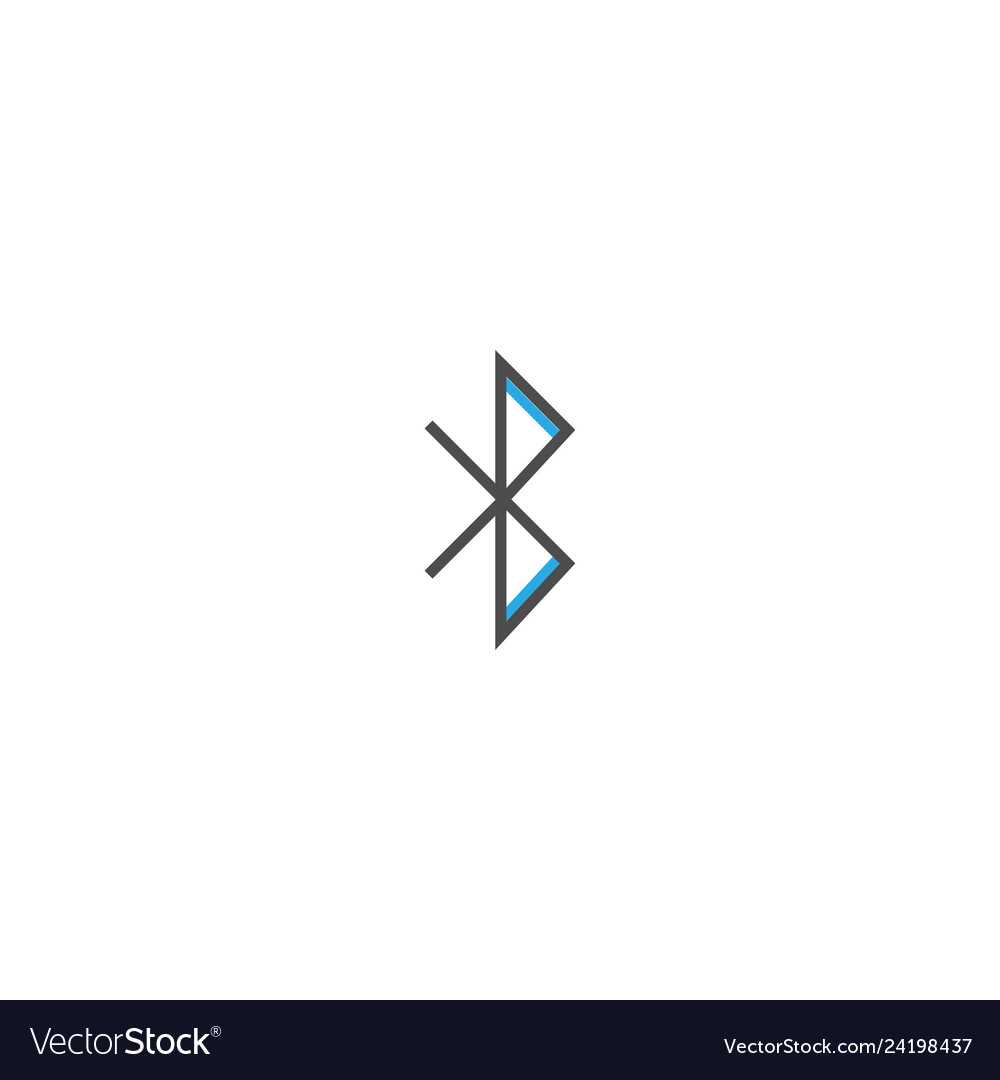 Bluetooth icon design essential icon