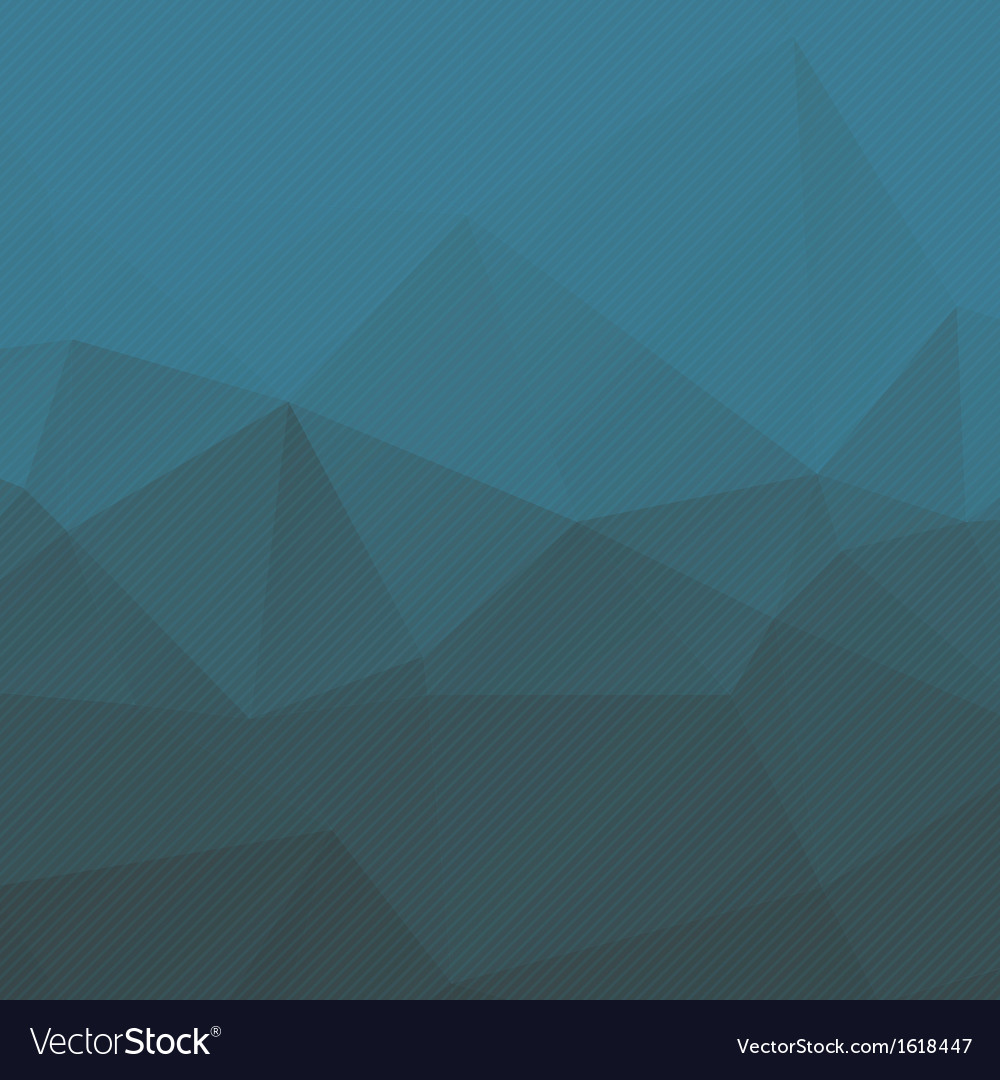 Geometric background with triangles and stripes