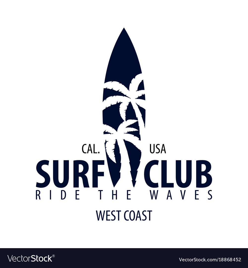 Logo surf photo