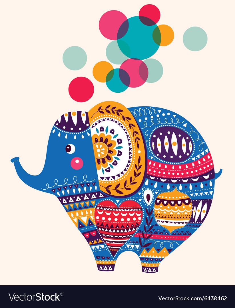 Lovely cute elephant