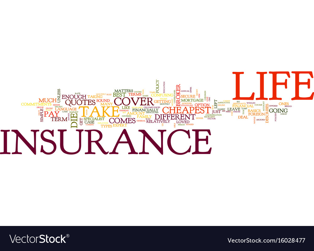 Insurance Quotes Online >> Go Online For The Cheapest Life Insurance Quotes