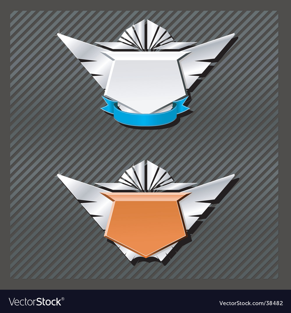 Emblems series wings