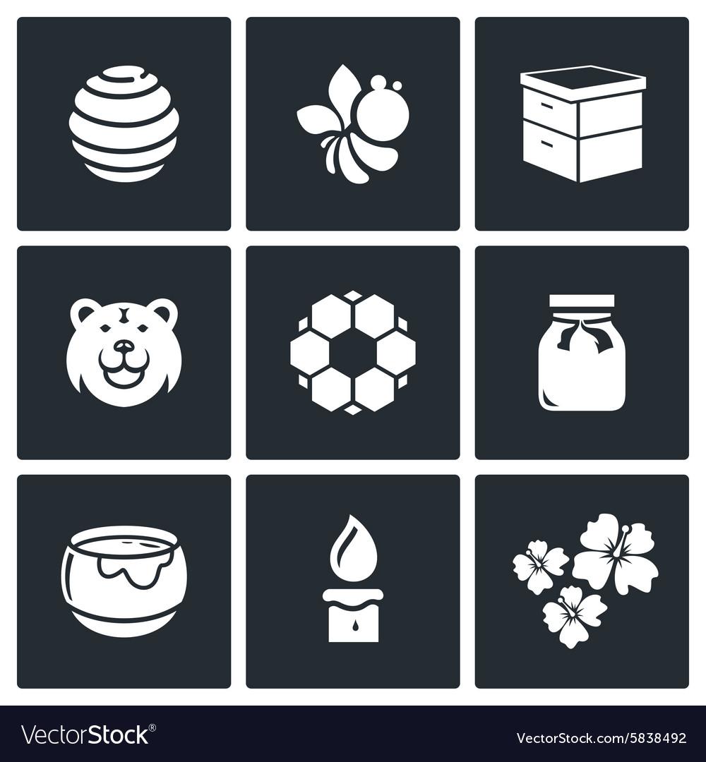 Apiary icons