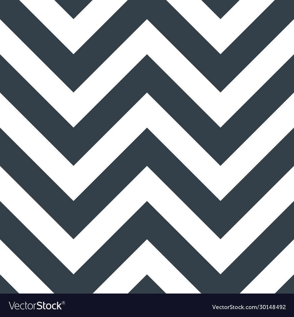 Chevrons seamless pattern background retro
