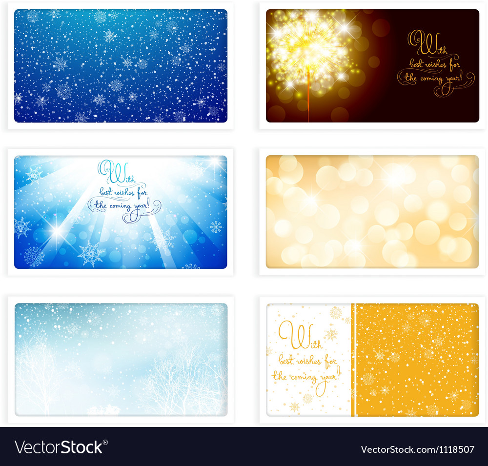 Christmas and New Year Greeting eCard