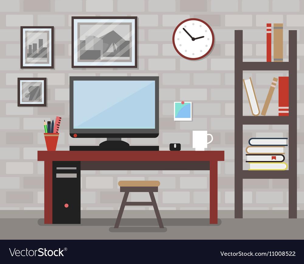 Modern Interior for Work