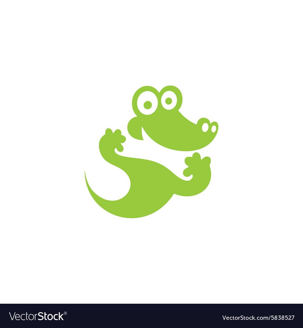 Green Crocodile icon