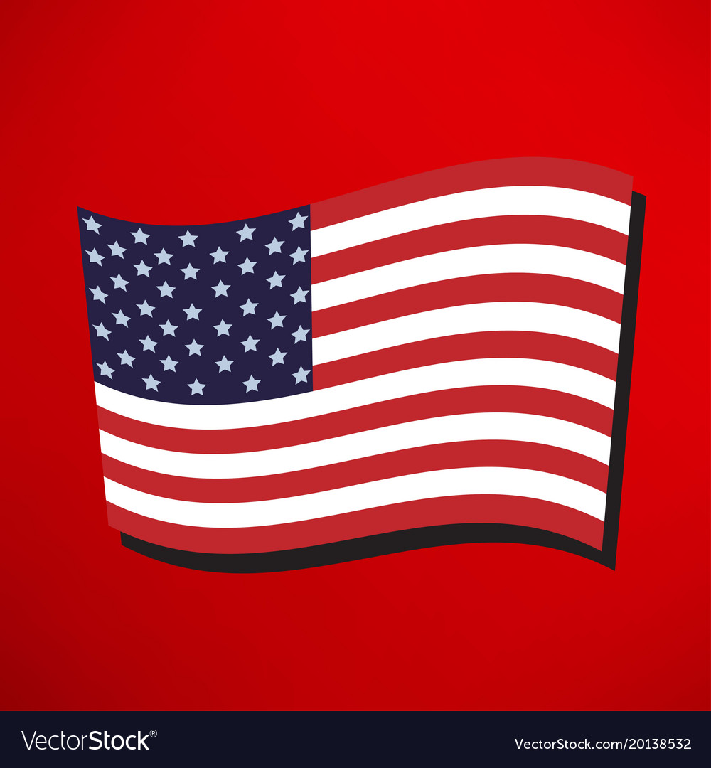 America flag icon