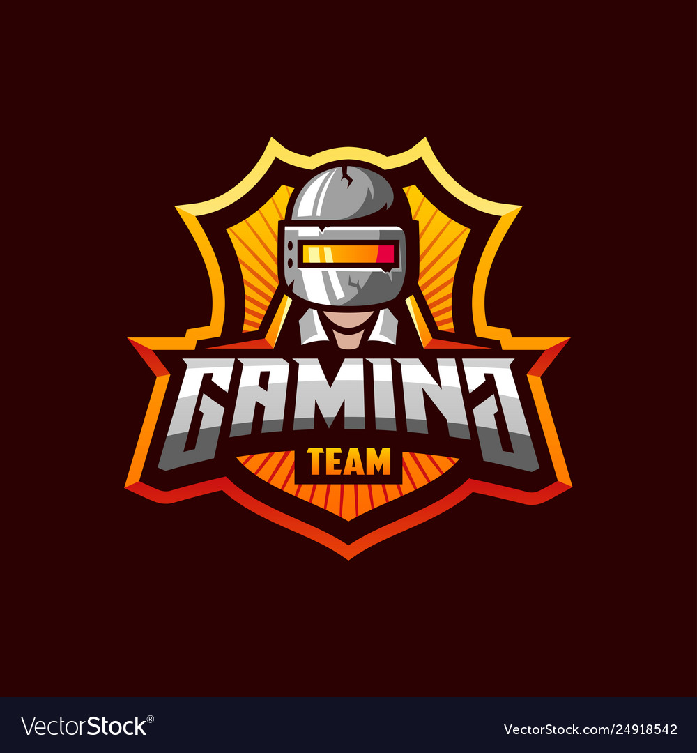 Awesome Logo Template For Pubg Gaming Sport Team