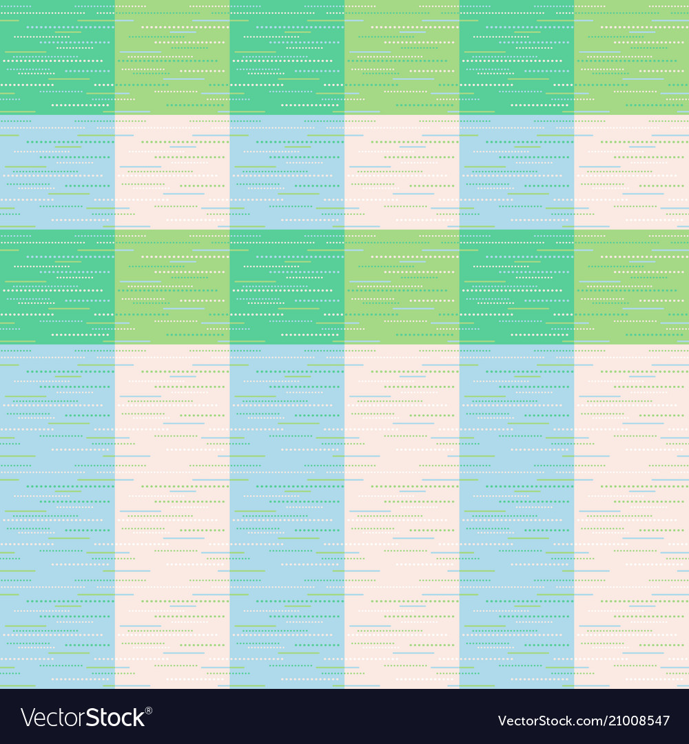 Checked tartan plaid or striped seamless pattern