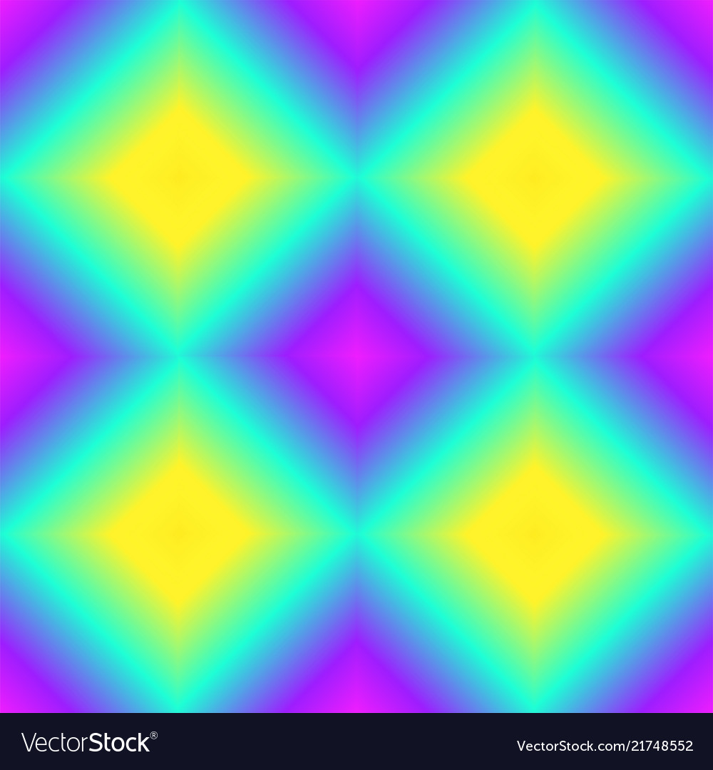 Colorful gradient mesh color seamless pattern tile