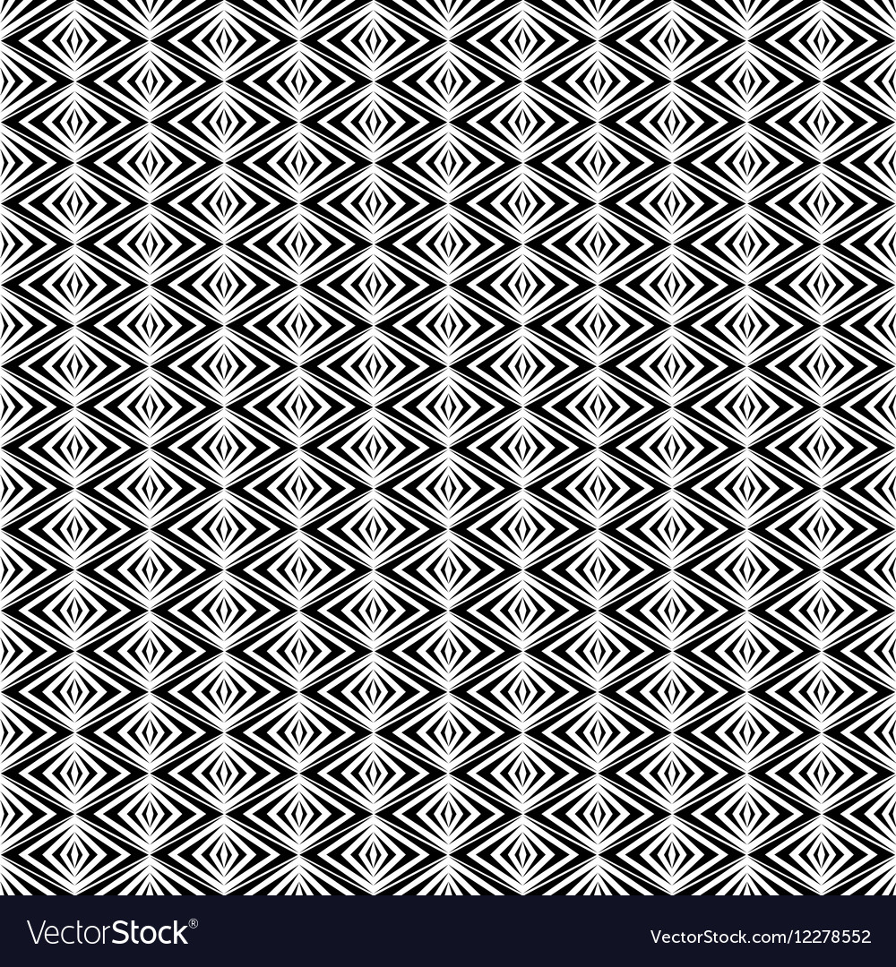 Seamless background from a set of arrows vector image