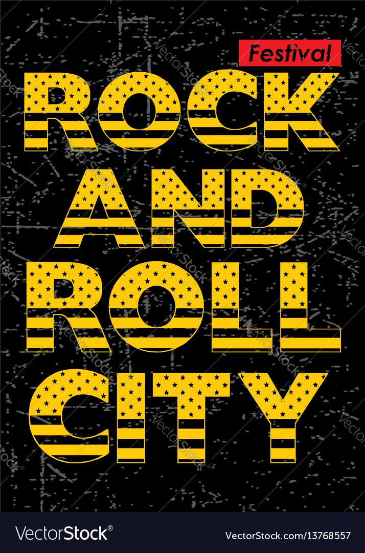 Rock n roll festival