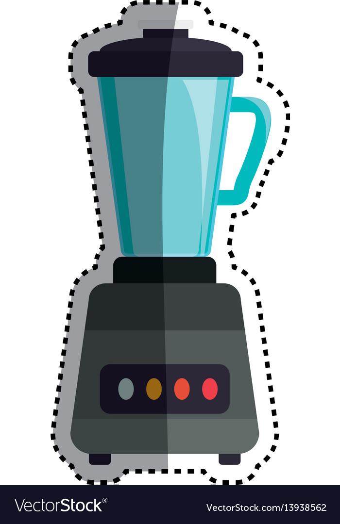 Blender machine household appliance