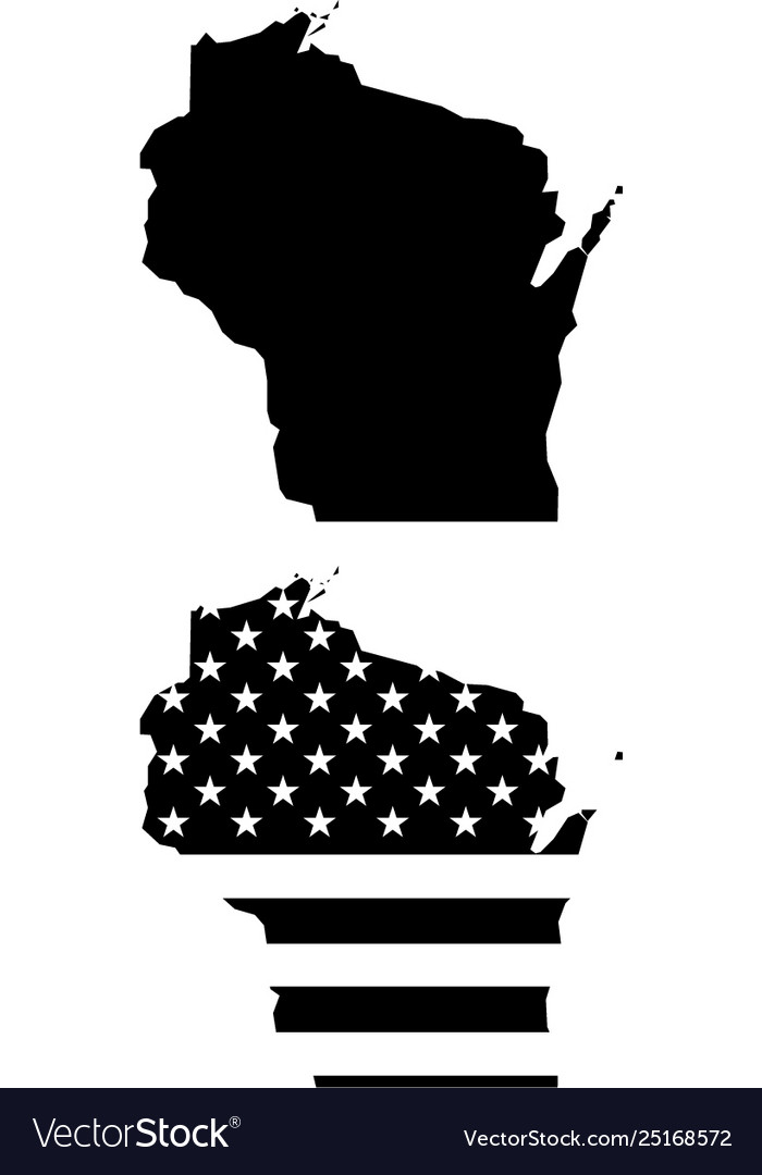 Milwaukeee wisconsin us map