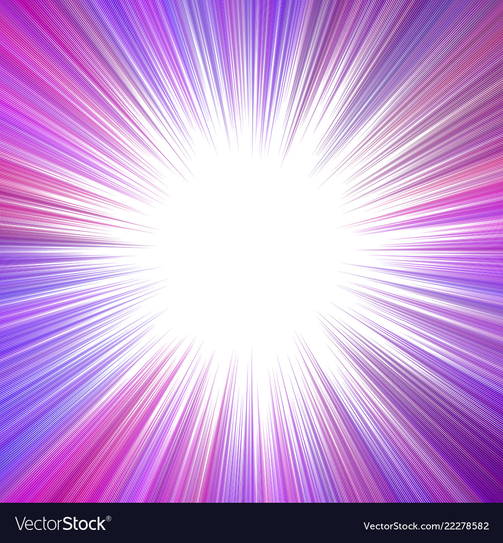 Purple psychedelic abstract exlosive concept