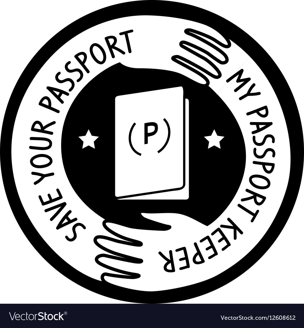 Care of your passport logo