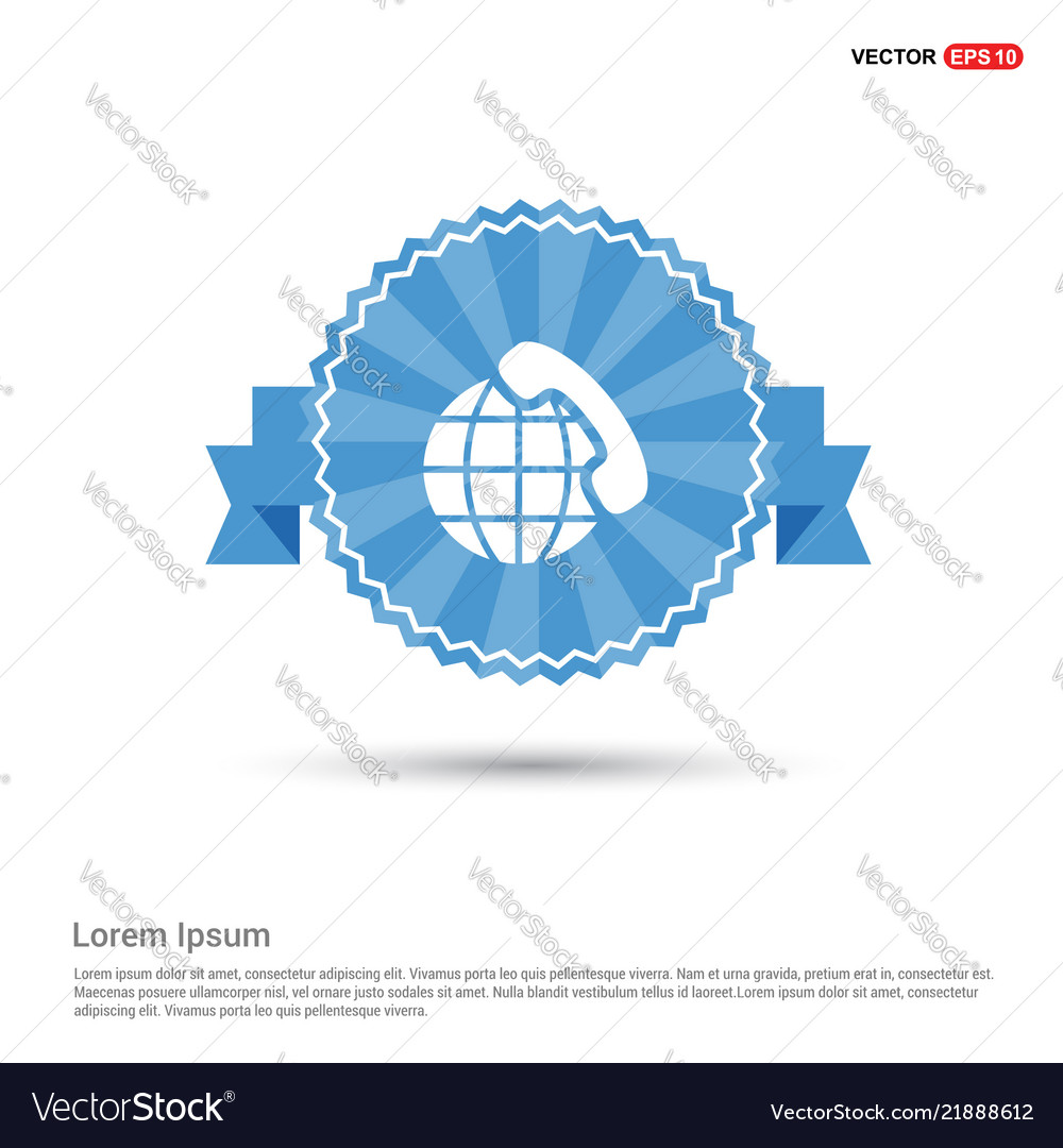 Phone receiver icon Royalty Free Vector Image - VectorStock