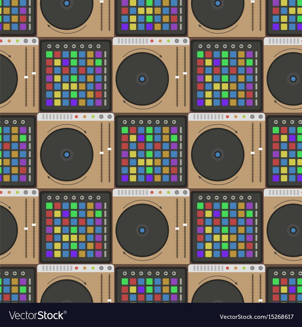 Creative modern musical instrument concept midi