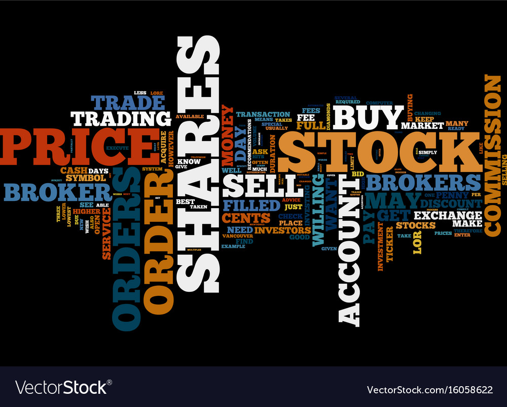 The new investor special report text background vector image