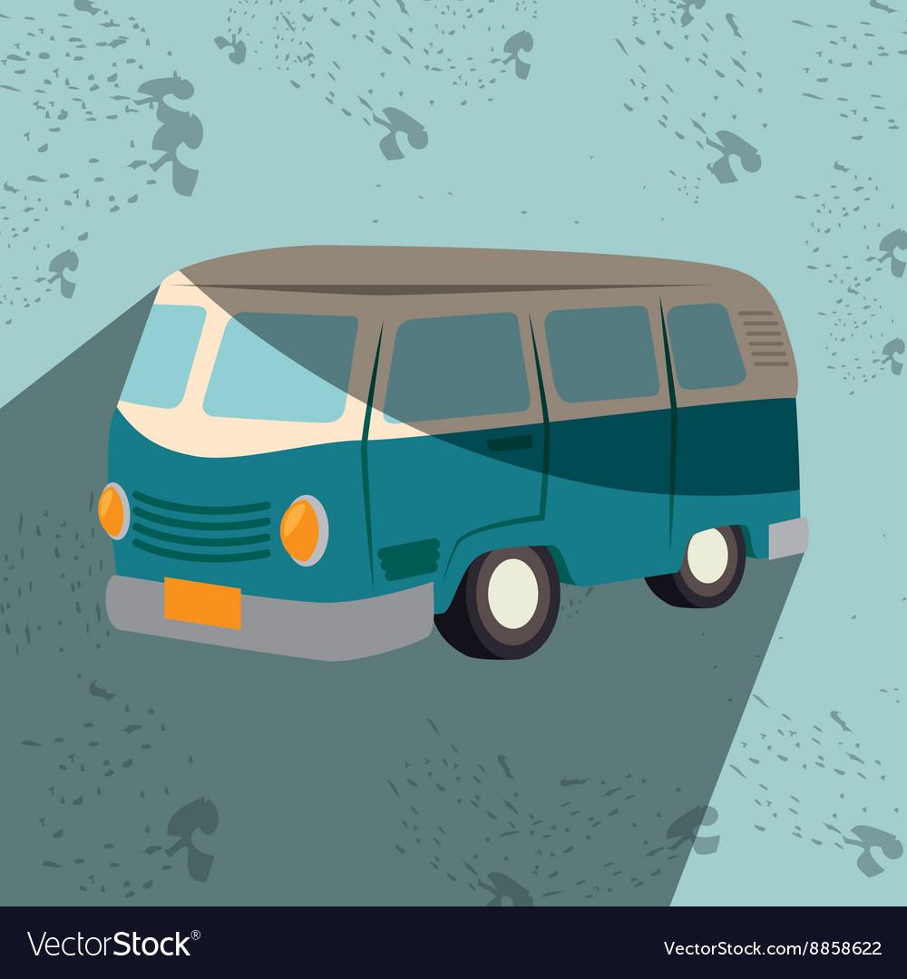 Van tourist design