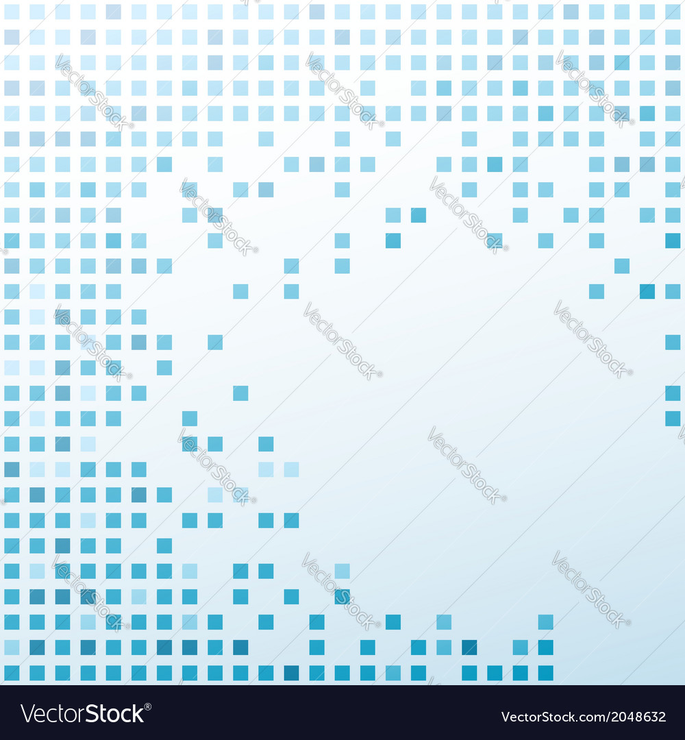 Tile modern particle background template