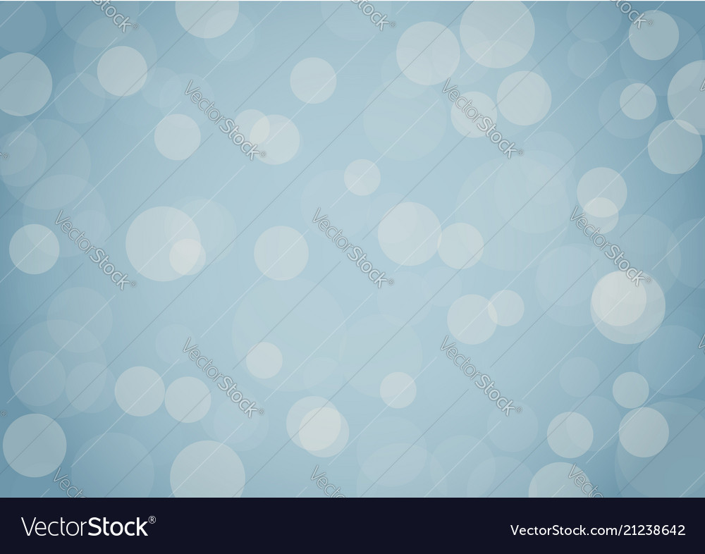 Abstract blue background with blur light