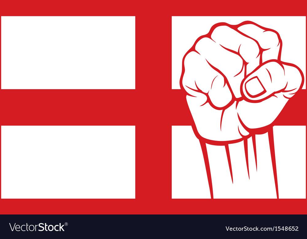 England fist