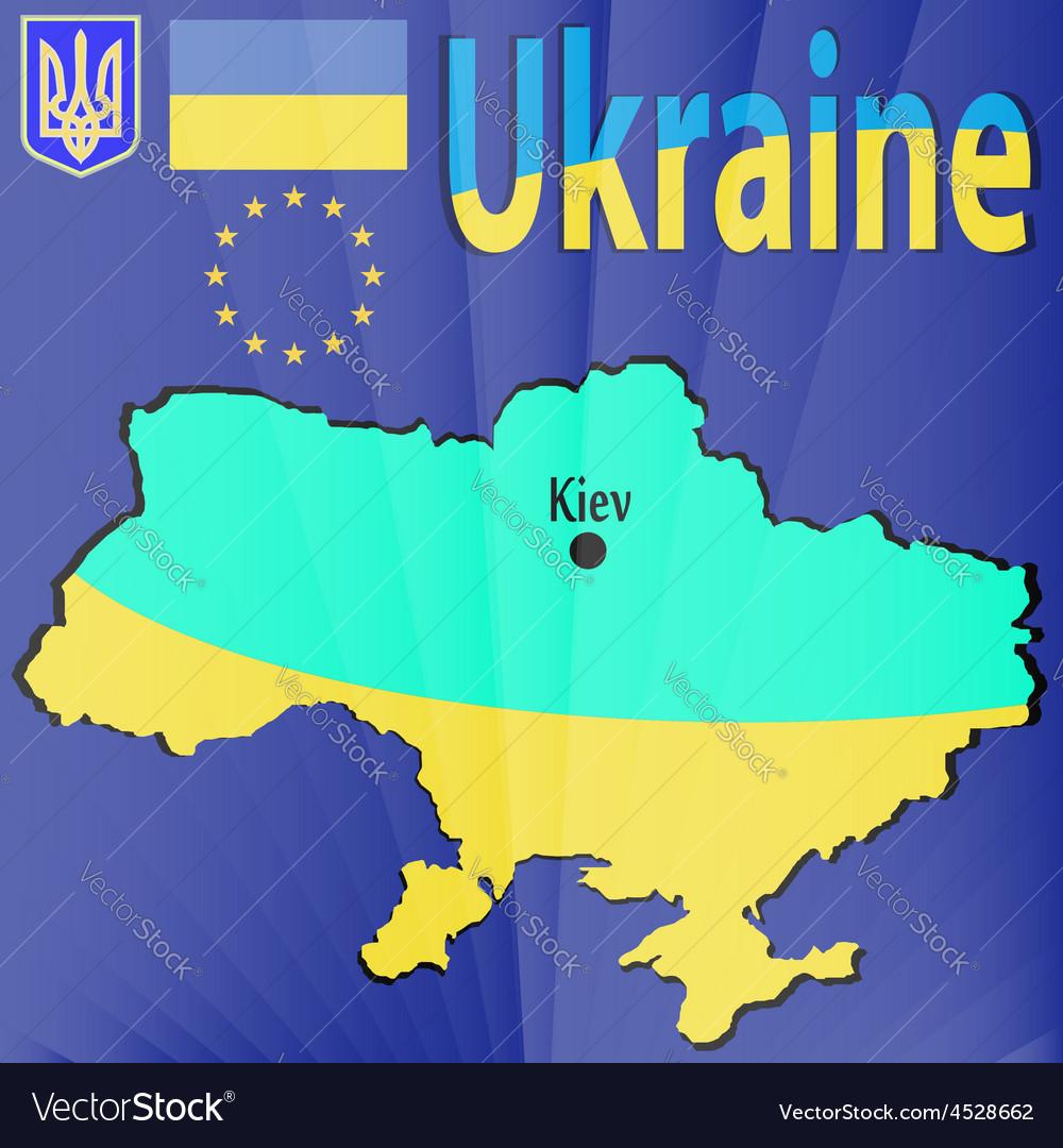 Europe Corporation Logo Symbol Tourism Ukraine Ban