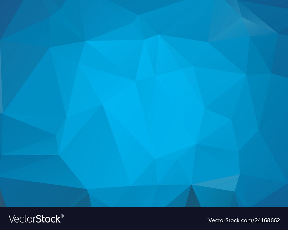 Light Blue Abstract Textured Polygonal Background