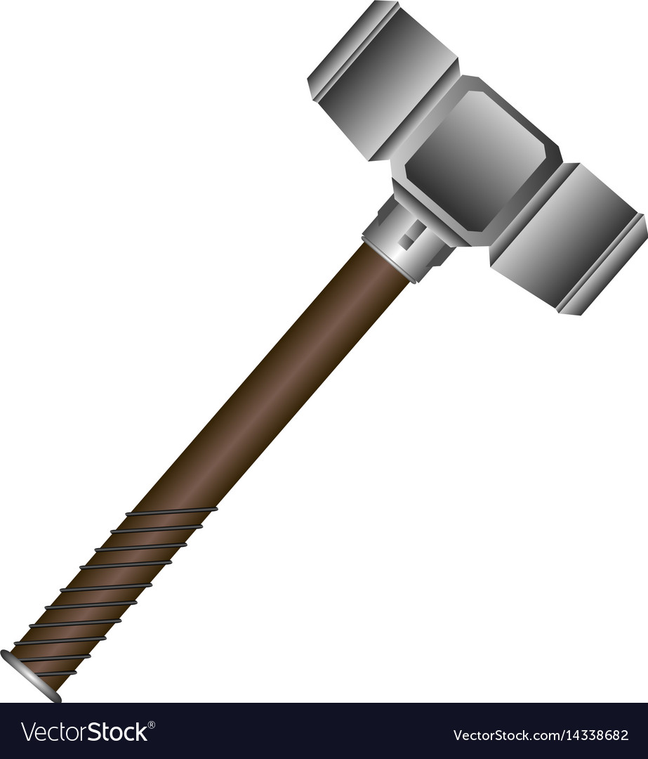 Isolated medieval weapon