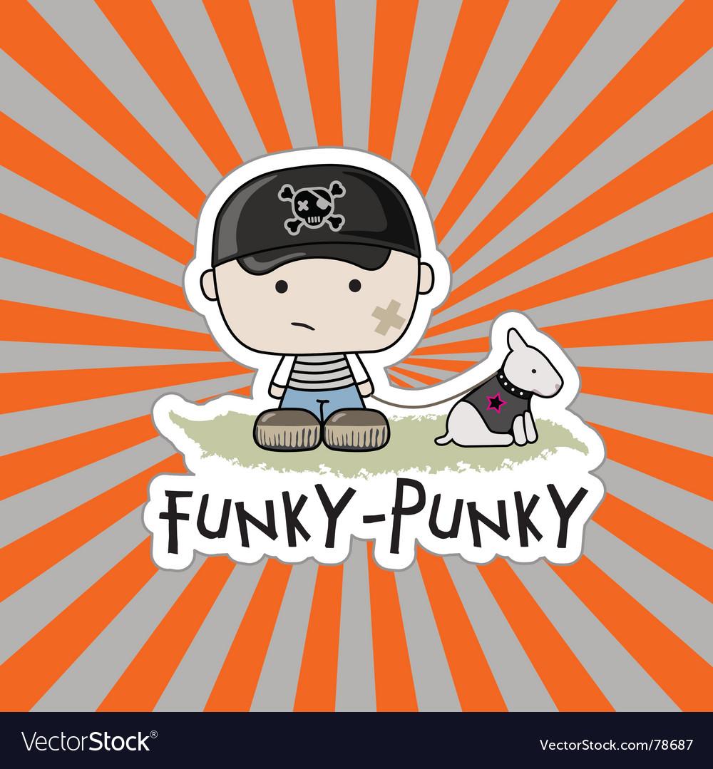 Funky-punkie
