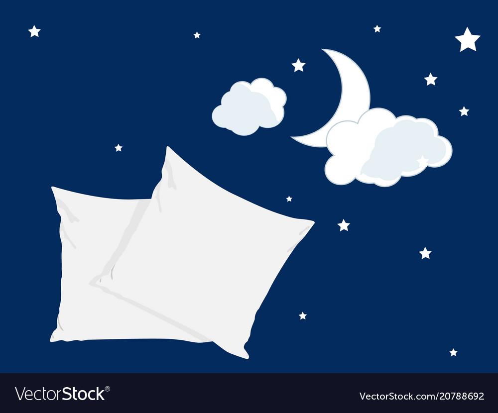 Best Dreams Background Vector Image