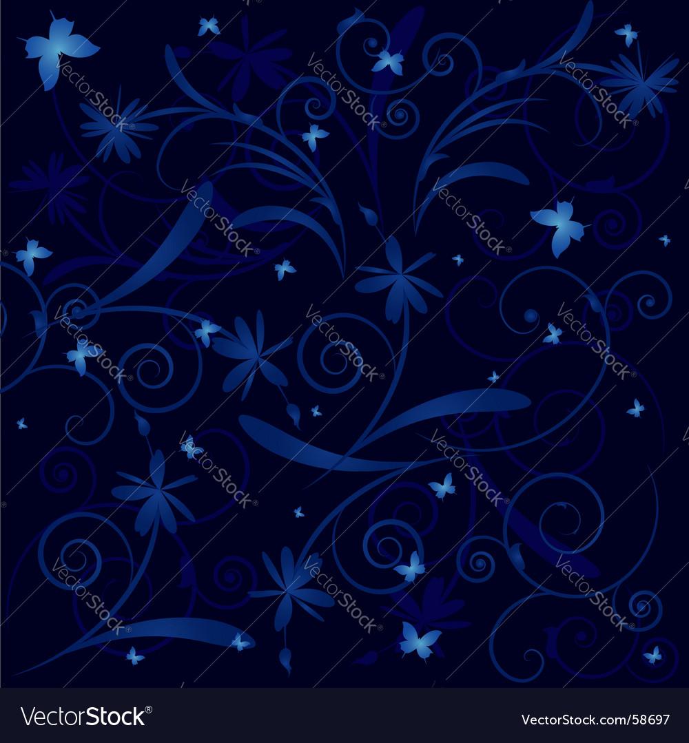 Fairy batter vector image