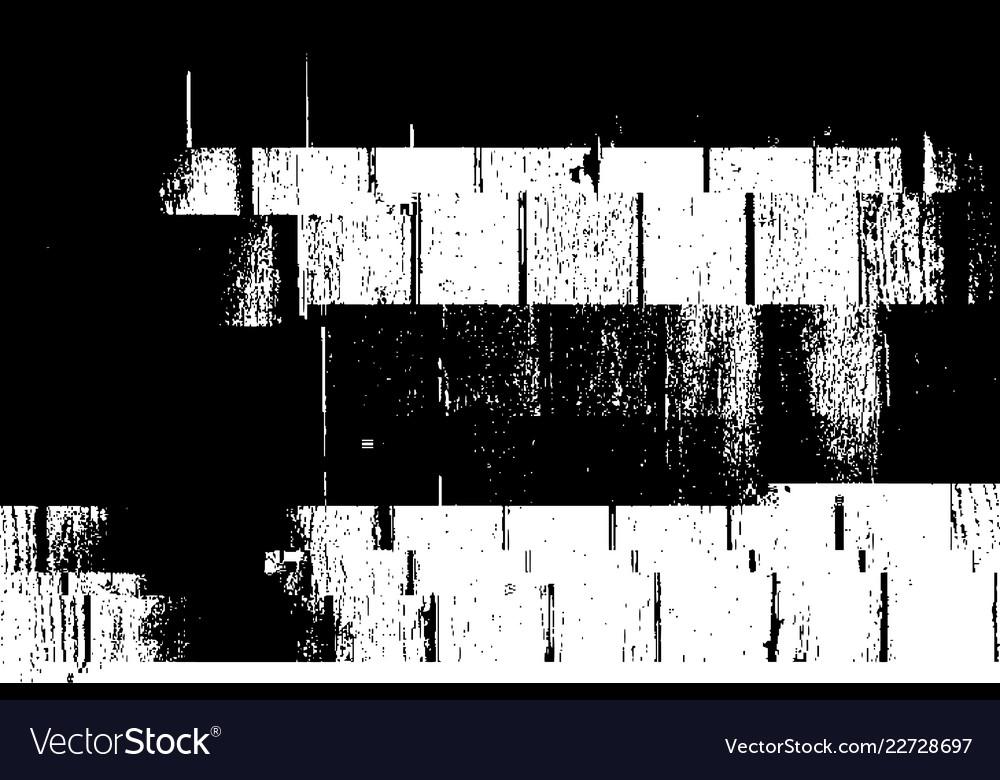 Glitch overlay texture