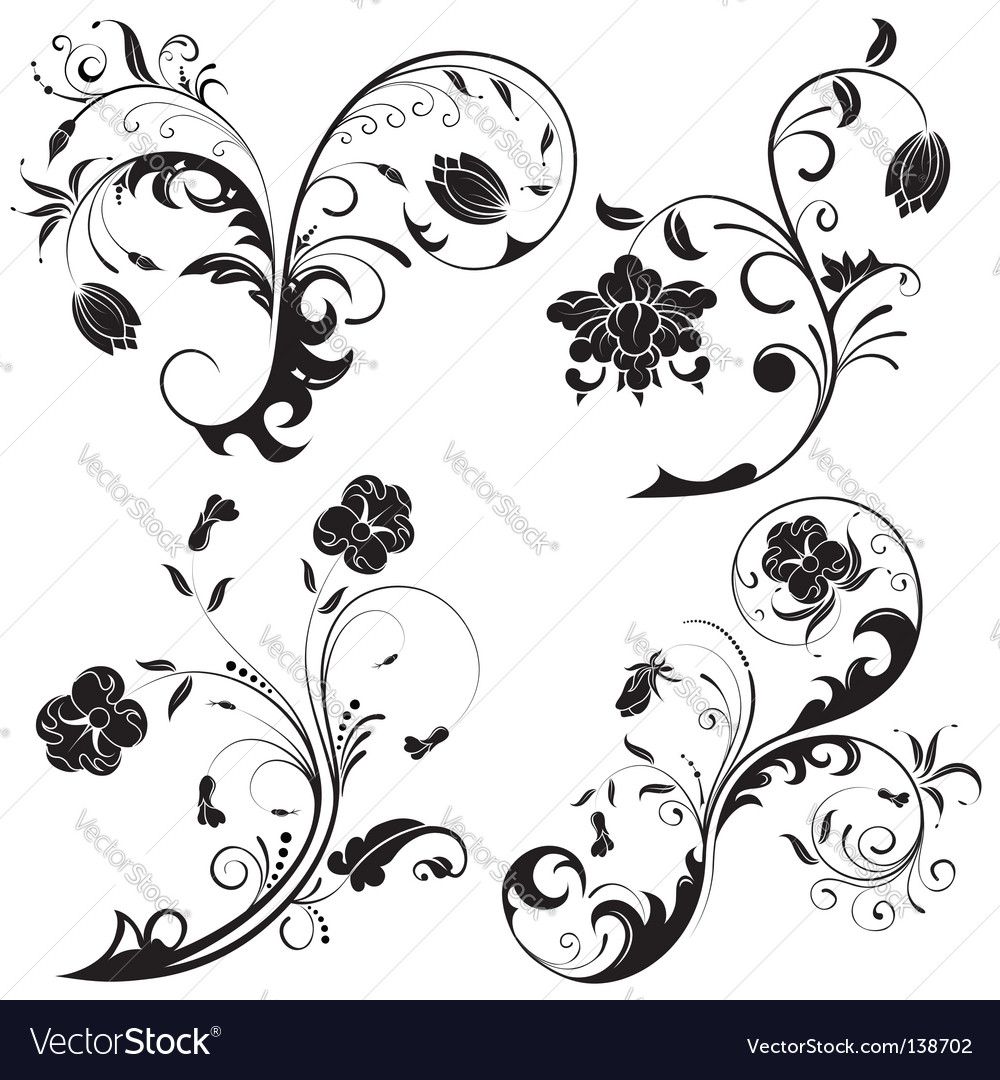 Flower graphics royalty free vector image vectorstock flower graphics vector image mightylinksfo