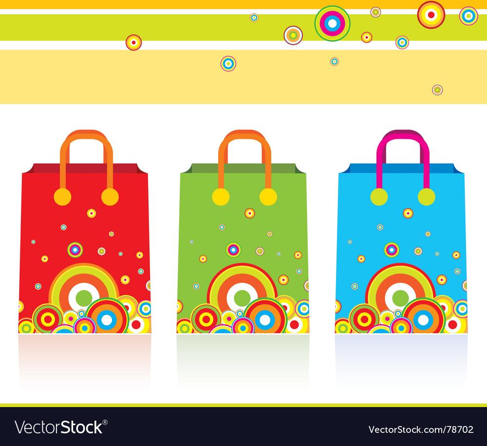 Three parer bags