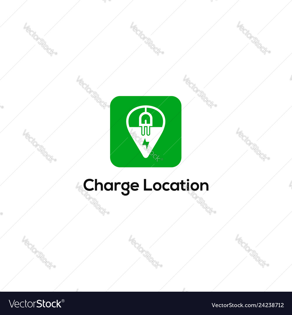 Charge location logo