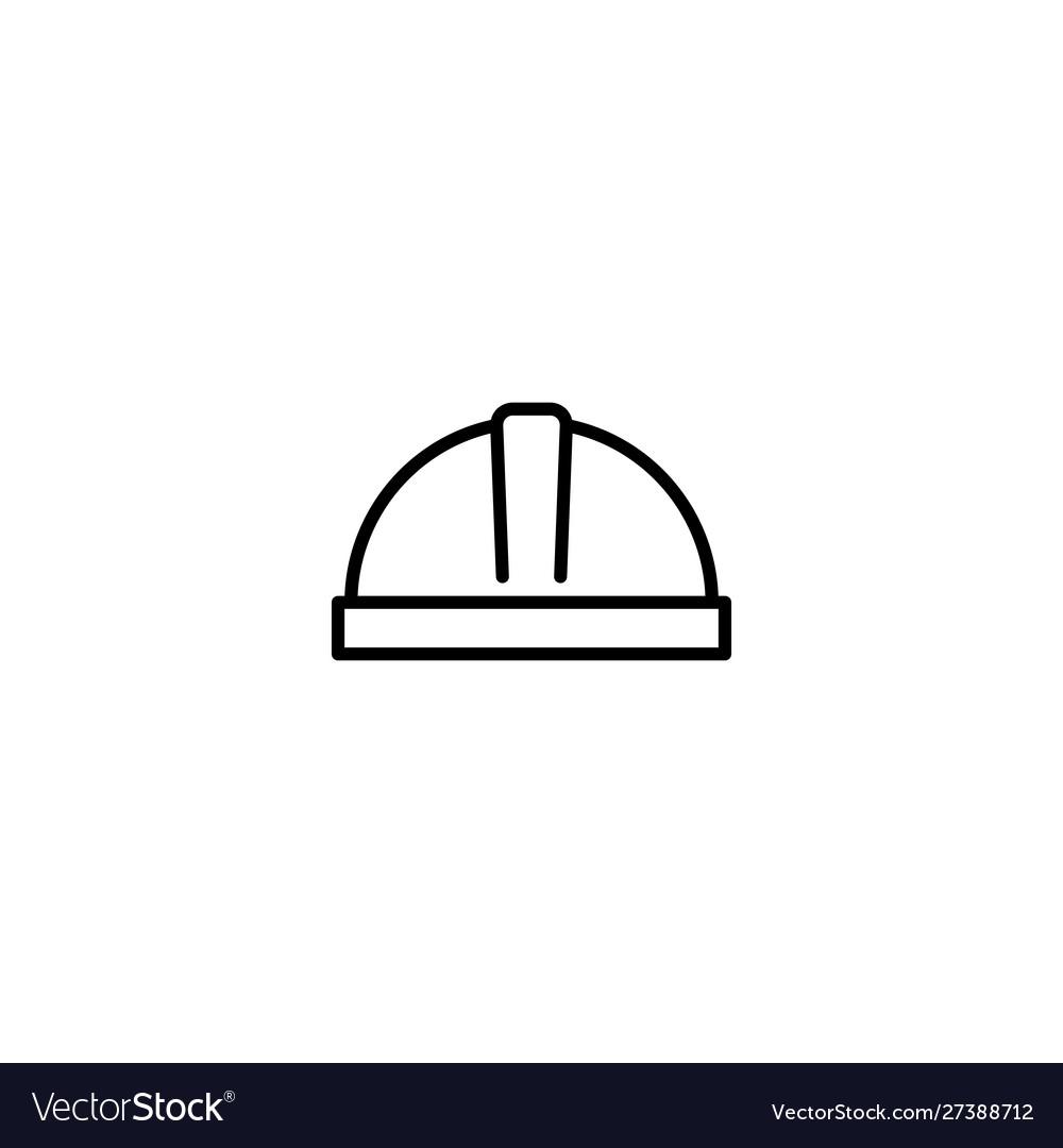 Work hat icon