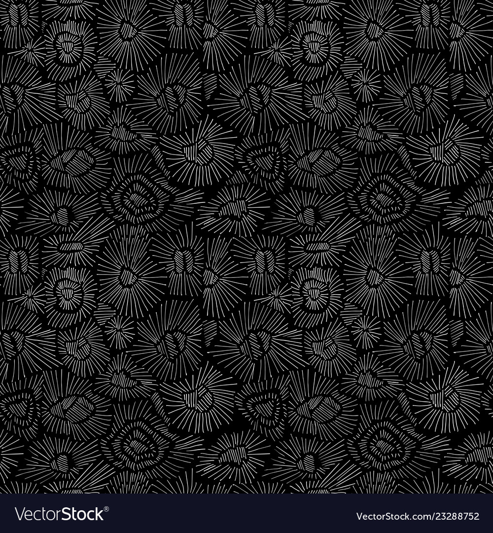 Abstract color seamless hatching pattern