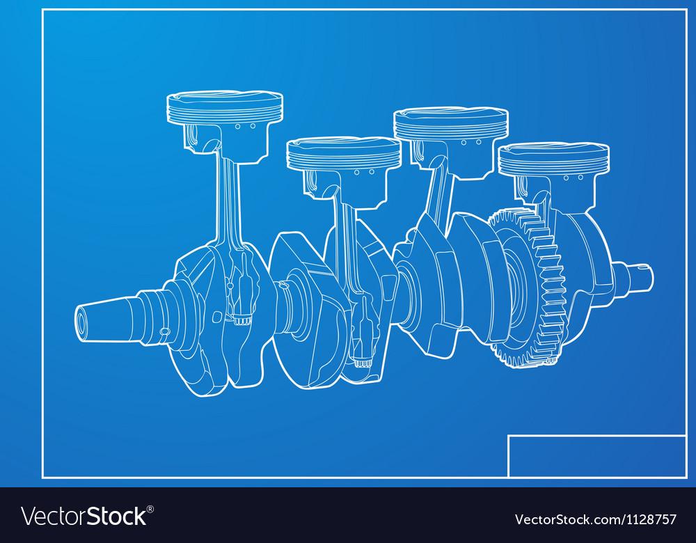 Part of engine