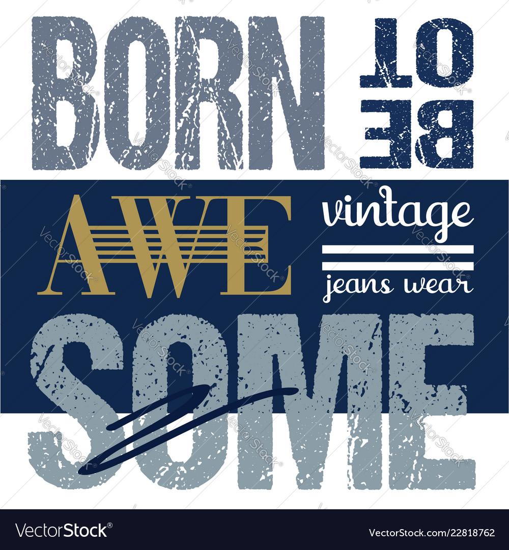 af6eba39 Athletic apparel design t-shirt artwork Royalty Free Vector