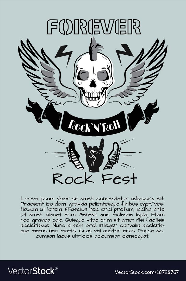 Rock n roll fest forever